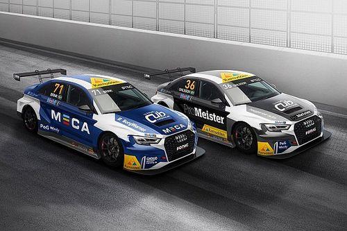 Ecco le due Audi RS 3 LMS TCR della Brink Motorsport per l'STCC