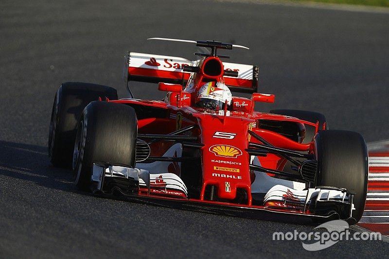 Vettel ya ha elegido el nombre de su nuevo Ferrari SF70H