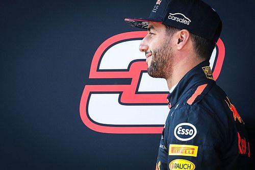 Ricciardo szerint mindenki sokat fog még gyorsulni!