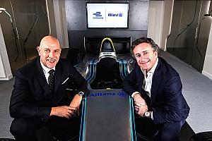 Formel E News Formel E gibt Partnerschaft mit Allianz bekannt