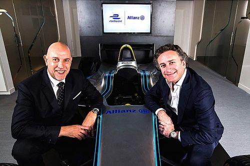 Formel E gibt Partnerschaft mit Allianz bekannt