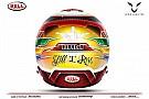 Formula 1 Fotogallery: il casco scelto da Lewis Hamilton per il Mondiale 2017