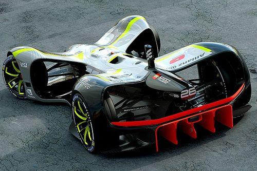 Gallery: Roborace unveils 'Robocar' autonomous racer