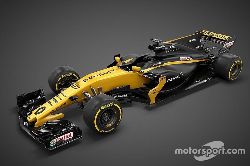Renault F1 présente la R.S.17