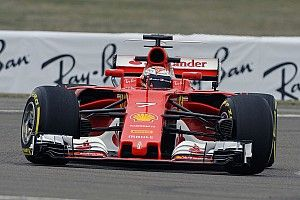 【F1】フェラーリ、SF70-Hをシェイクダウン。ライコネンが担当