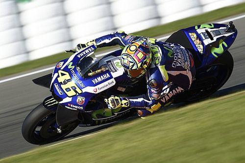 MotoGP: Rossi úgy véli, Lorenzo Valenciában alapból gyorsabb nála!