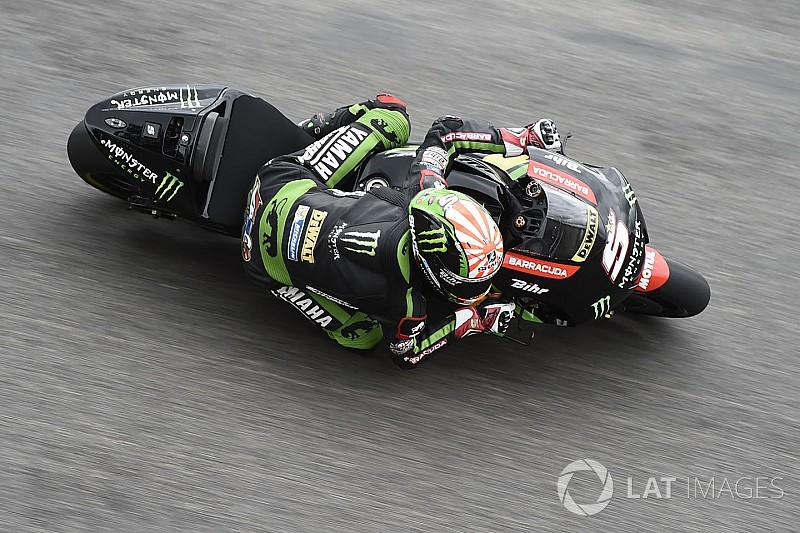 Зарко стал быстрейшим в первой тренировке на этапе MotoGP в Брно
