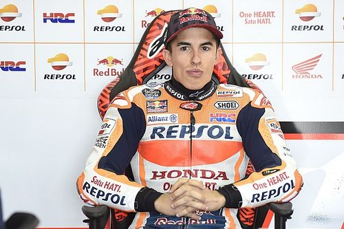 Marquez apologised to Vinales over Q2 clash