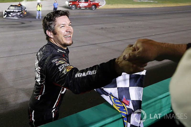 Video: Highlights from Truex's dominating victory at Kentucky