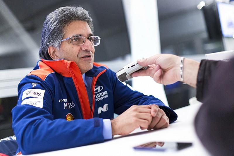 【WRC】2戦連続クラッシュのヌービル。ヒュンダイ「彼のミスは罪深い」