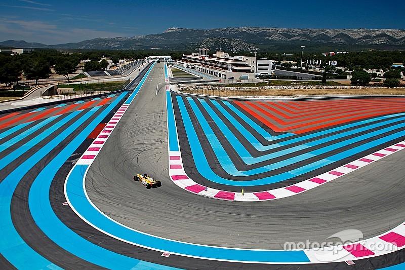 Dolgoznak a Francia GP helyszínén