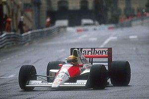 Egy elképesztő onboard: Senna, McLaren-Honda, V10, 1990, Monaco! (videó)