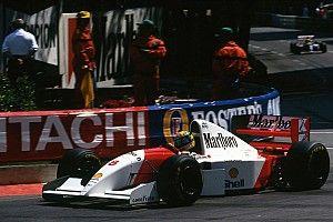 セナ最後のモナコGP優勝マシン『MP4/8』が5月のオークションに出品