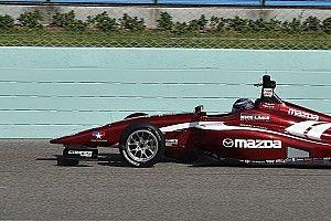 St Pete Indy Lights: Telitz takes pole on series debut