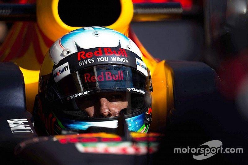 """Ricciardo: """"¡Pobre Alonso! Me encantaría que estuviera delante"""""""