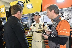 Suarez leaning on JGR teammates and Edwards ahead of Atlanta Cup debut