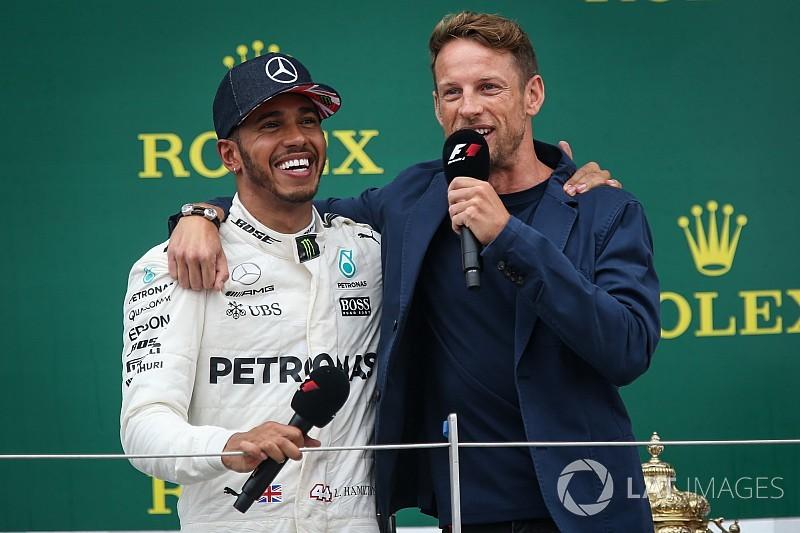 Button: Hamilton'ı yenmek için hep çok iyi olmalıydım