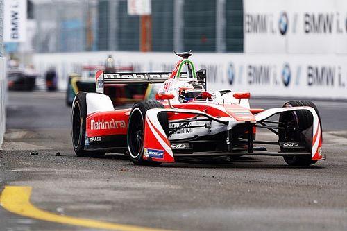 EL - Rosenqvist en tête malgré un accident