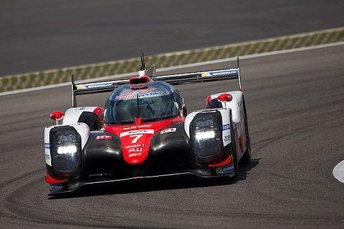 Nurburgring WEC: Toyota beats Porsche to pole