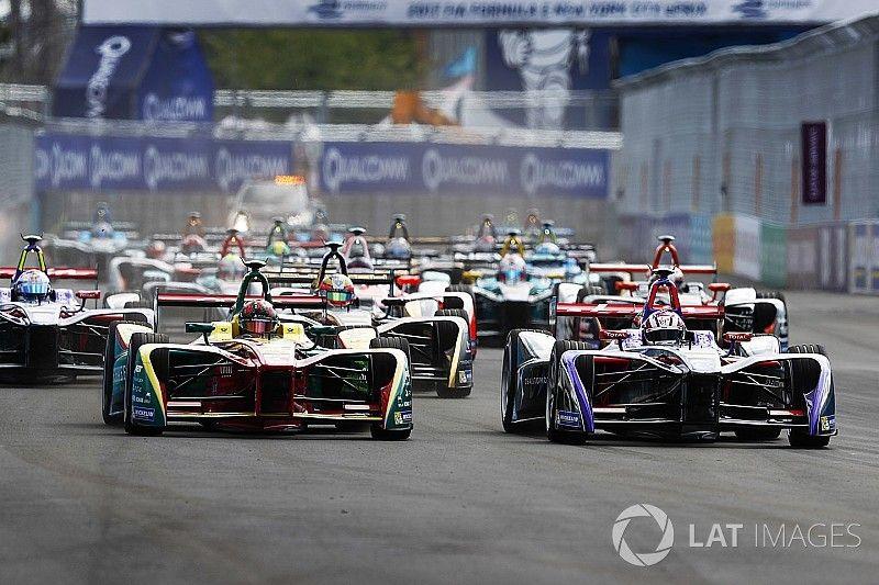 La Fórmula E elige a Motorsport.com como socio oficial de medios digitales