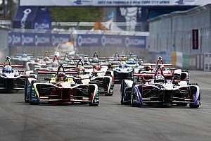 Die Formel E wählt Motorsport.com als offiziellen digitalen Medienpartner