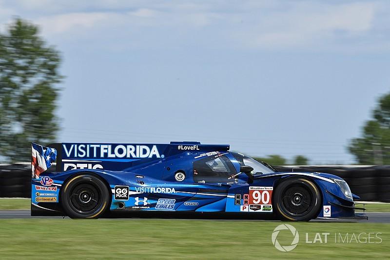 Petit Le Mans: Visit Florida Racing Ligier tops opening practice