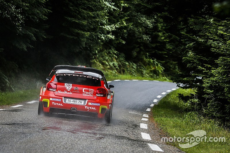 WRC could introduce F1-style group testing