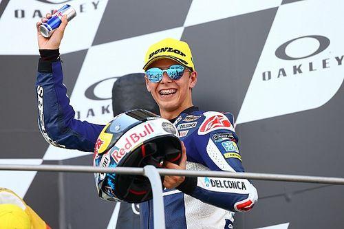 """Di Giannantonio: """"All'uscita dell'ultima curva credevo di aver vinto..."""""""