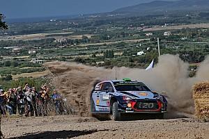 WRC Yarış ayak raporu İtalya WRC: Meeke kaza yaptı, Paddon liderliğe yükseldi