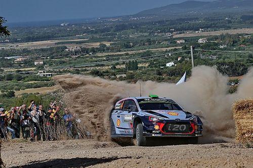 İtalya WRC: Meeke kaza yaptı, Paddon liderliğe yükseldi