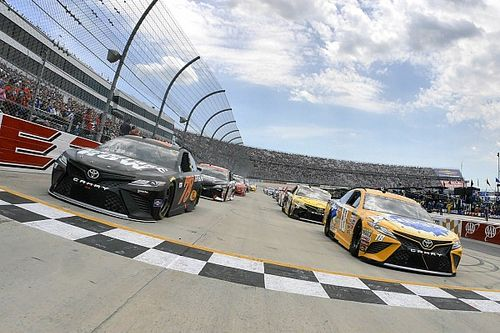 """Truex says with choose cone, """"we might have had five wins right now"""""""