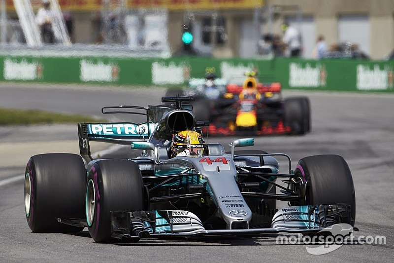 Mercedes had 24/7 shifts for 10 days for set-up breakthrough