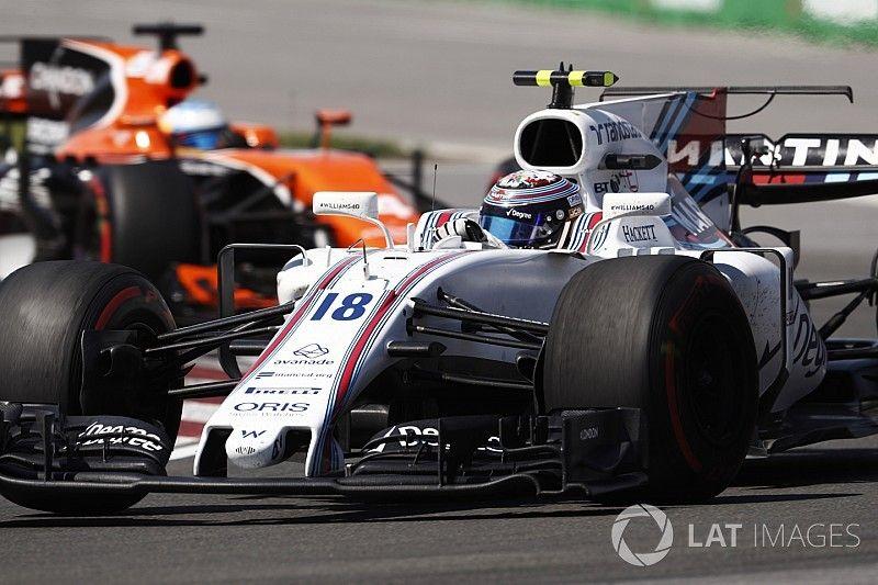 Lance Stroll por fin logró puntos en la F1