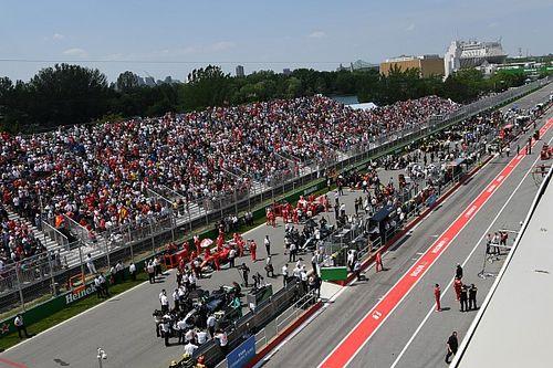 Webber wil dat er een einde komt aan gridstraffen in F1