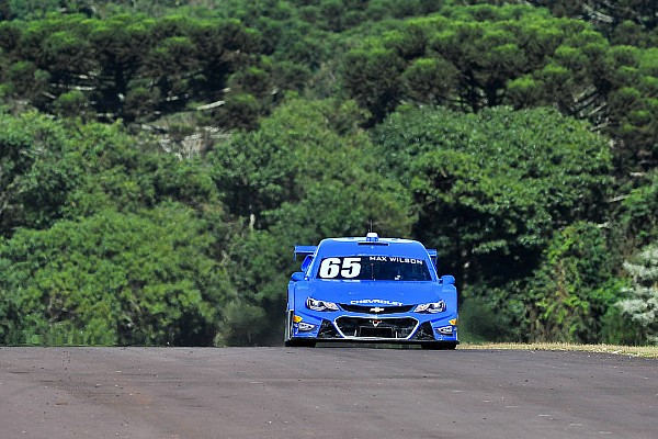 Stock Car Brasil Max Wilson domina primeira corrida em Cascavel