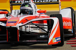 Formule E Verslag vrije training Formule E Berlijn: Heidfeld snelst in tweede training