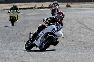 Coimbatore National Motorcycle: Pissay wins first ever ladies race