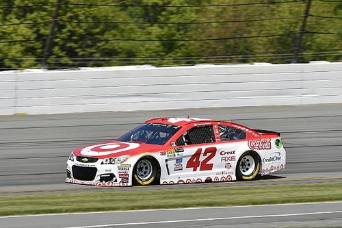 Kyle Larson centra la seconda pole stagionale a Michigan