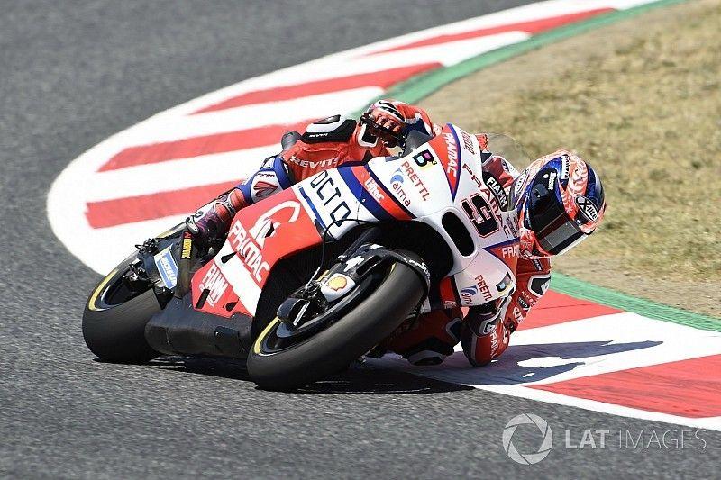 Петруччи стал быстрейшим в первой тренировке MotoGP в Ассене