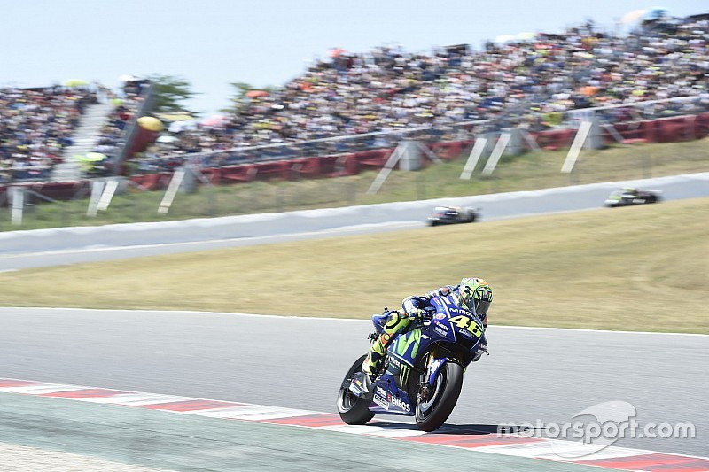 """New Yamaha chassis """"better for my style"""", says Rossi"""