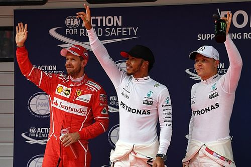 Chinese GP: Hamilton beats Vettel to pole, Verstappen out in Q1