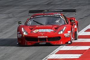 Endurance Qualifying report Scuderia Praha Ferrari on pole for the inaugural 24H Portimão