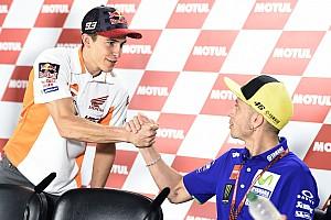 IndyCar Son dakika Rossi ve Marquez, Alonso'nun Indy 500'de olmasıyla ilgileniyor