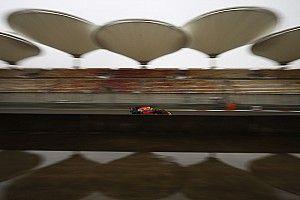 【F1】中国GP:FP1速報/雨で2度中断も、フェルスタッペンがトップタイム