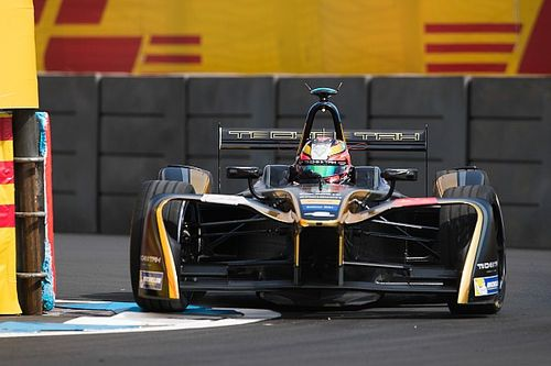 """غوتيريز يعترف بأنّ سباقه الأوّل في الفورمولا إي كان """"محتدمًا"""""""