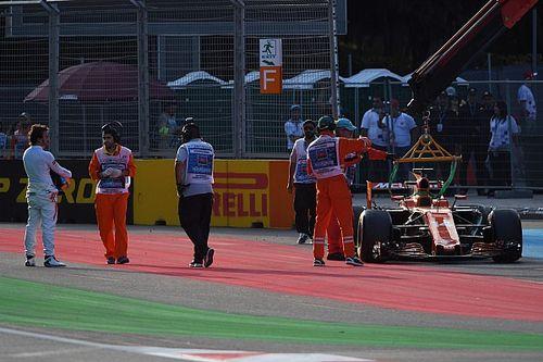 """Baku """"most painful weekend ever"""" for McLaren's Boullier"""