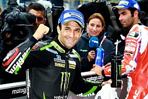 MotoGP Résumé de qualifications Qualifs - Pari manqué pour Márquez et Rossi, pole pour Zarco!