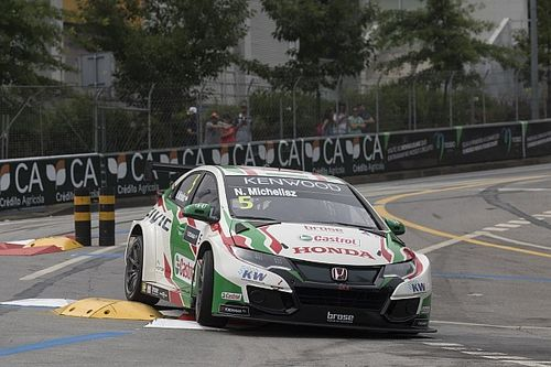 Portugal WTCC: Michelisz takes dominant pole for Honda
