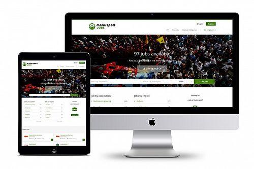 A Motorsport Network elindítja az új globális munkakereső weboldalát – Motorsportjobs.com