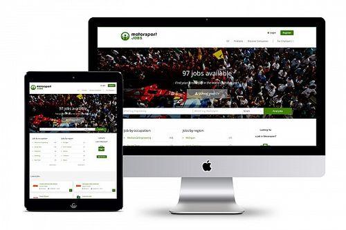 Motorsport Network lanza su nuevo proyecto global: Motorsportjobs.com